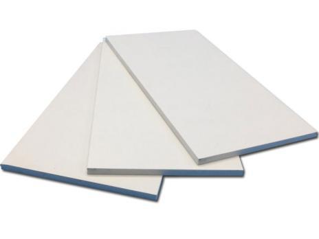 Белый листовой вспененный ПВХ