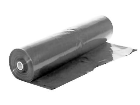 Серебристая плёнка для мульчирования, фото 1