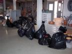 Полиэтиленовые мешки для хранения и транспортировки