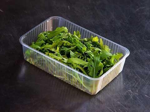 Упаковка для зелени: виды, особенности производства