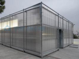 Прозрачный сотовый поликарбонат 10,0 мм_2