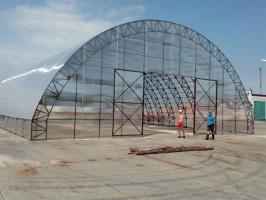 Прозрачный сотовый поликарбонат 10,0 мм_1