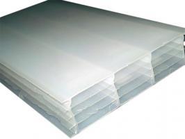 Молочный сотовый поликарбонат 16,0 мм_2