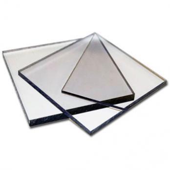 Прозрачный монолитный поликарбонат 4,0 мм, варианты применения 1