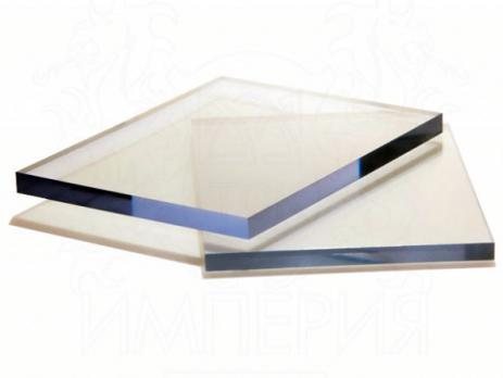 Прозрачное оргстекло, варианты применения 1