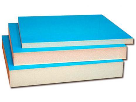 Белая сэндвич-панель ПВХ для откосов, пример 1