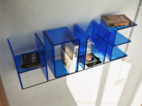 Синее оргстекло, варианты применения 5