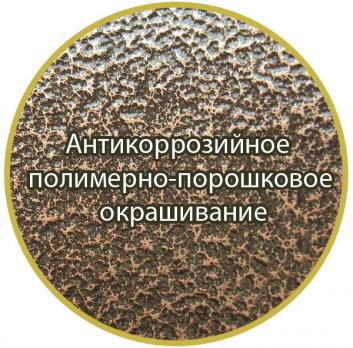 Беседка из поликарбоната «Летняя», пример 2