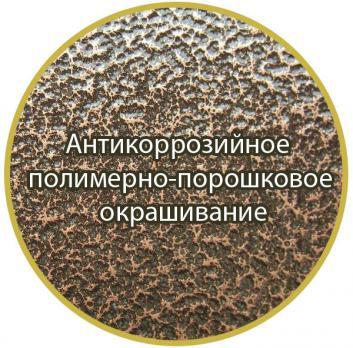 Беседка из поликарбоната «Комфорт», пример 2