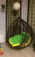 Подвесное кресло «Капля»_2